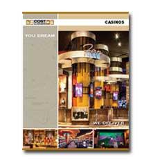 Casinos Brochure Cover Photo