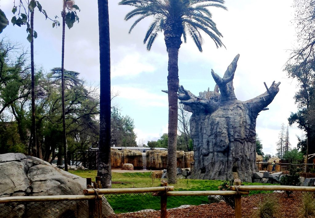 Fresno Chaffee Zoo, African Adventure