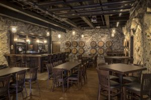 The Barrel Room at Founders Taproom