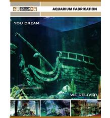 Aquarium Fabrication Brochure