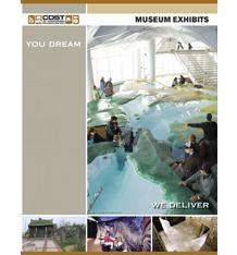 Museum Exhibits Brochure