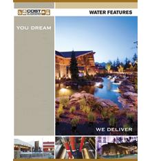 Water Features Brochure