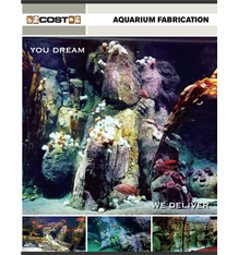 Aquarium Brochure Cover