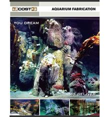 Aquarium Brochure Cover