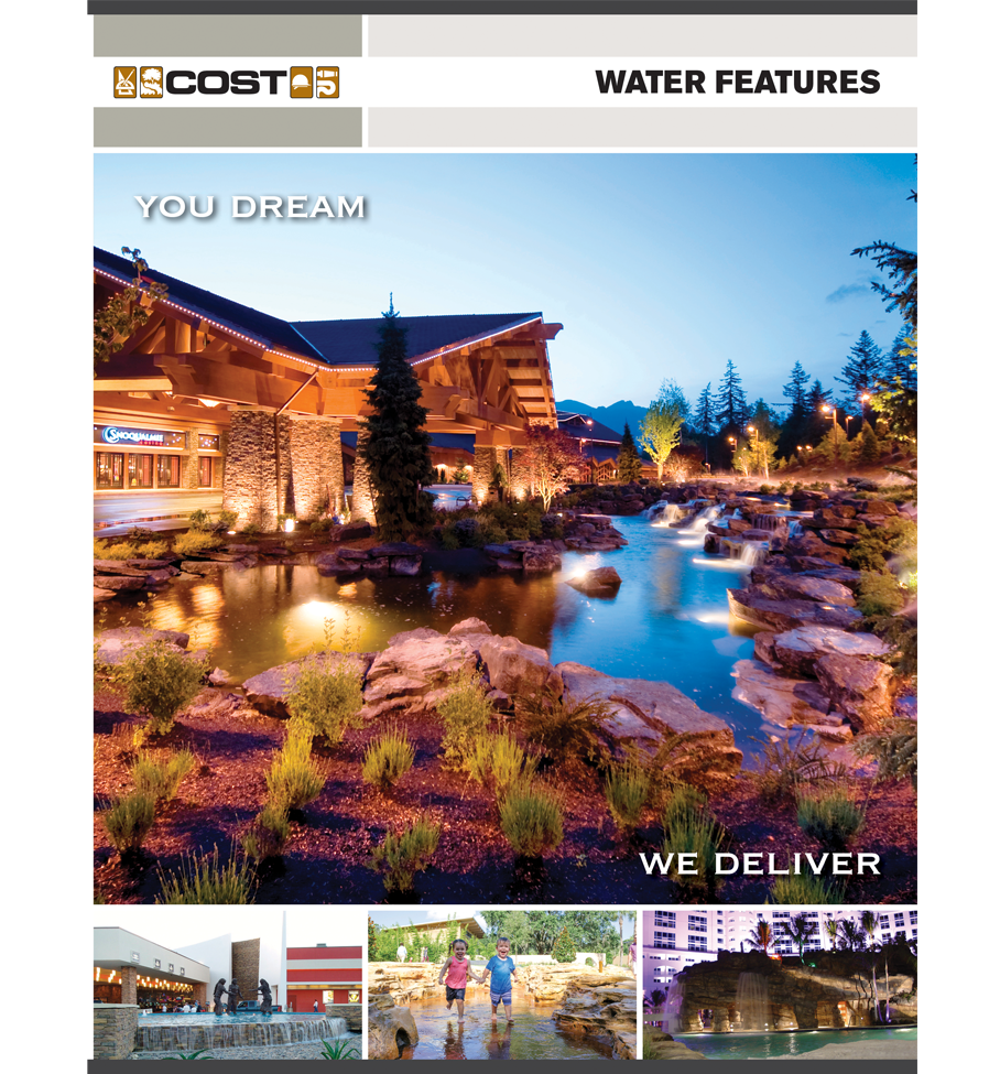 Water Features Cover
