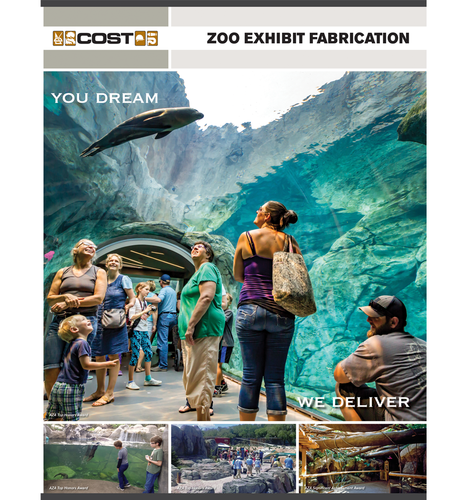 Zoo Exhibits Cover