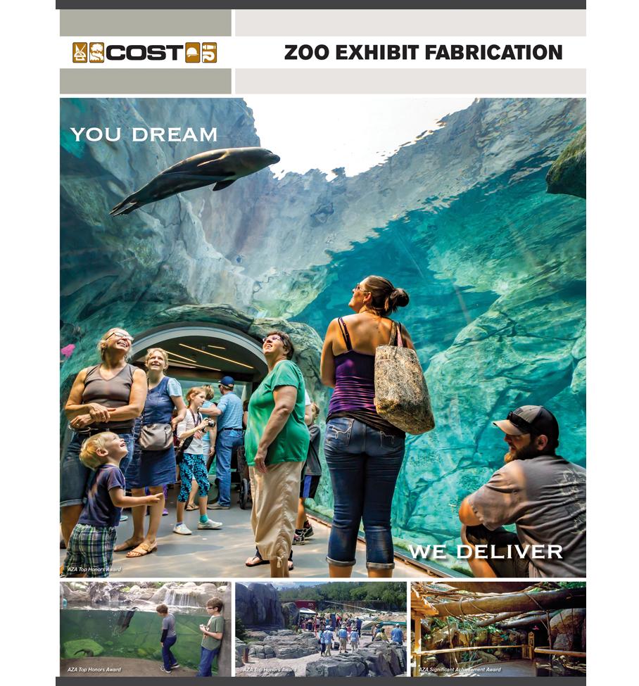 Zoo Exhibits Cover