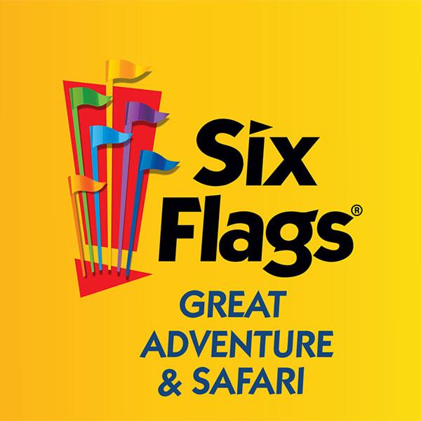 Six Flags Great Adventure Logo